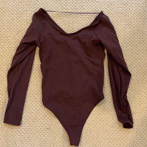 Lululemon bodysuit